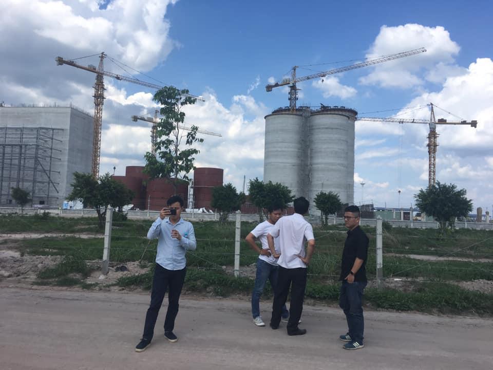 Đất nền Chơn Thành 10*34 mét - mặt tiền đường vành đai KCN - giá 800 triệu|Phía sau huyện ủy huyện Chơn Thành tỉnh Bình Phước | Nhìn thẳng ra KCN Becamex Bình Phước.