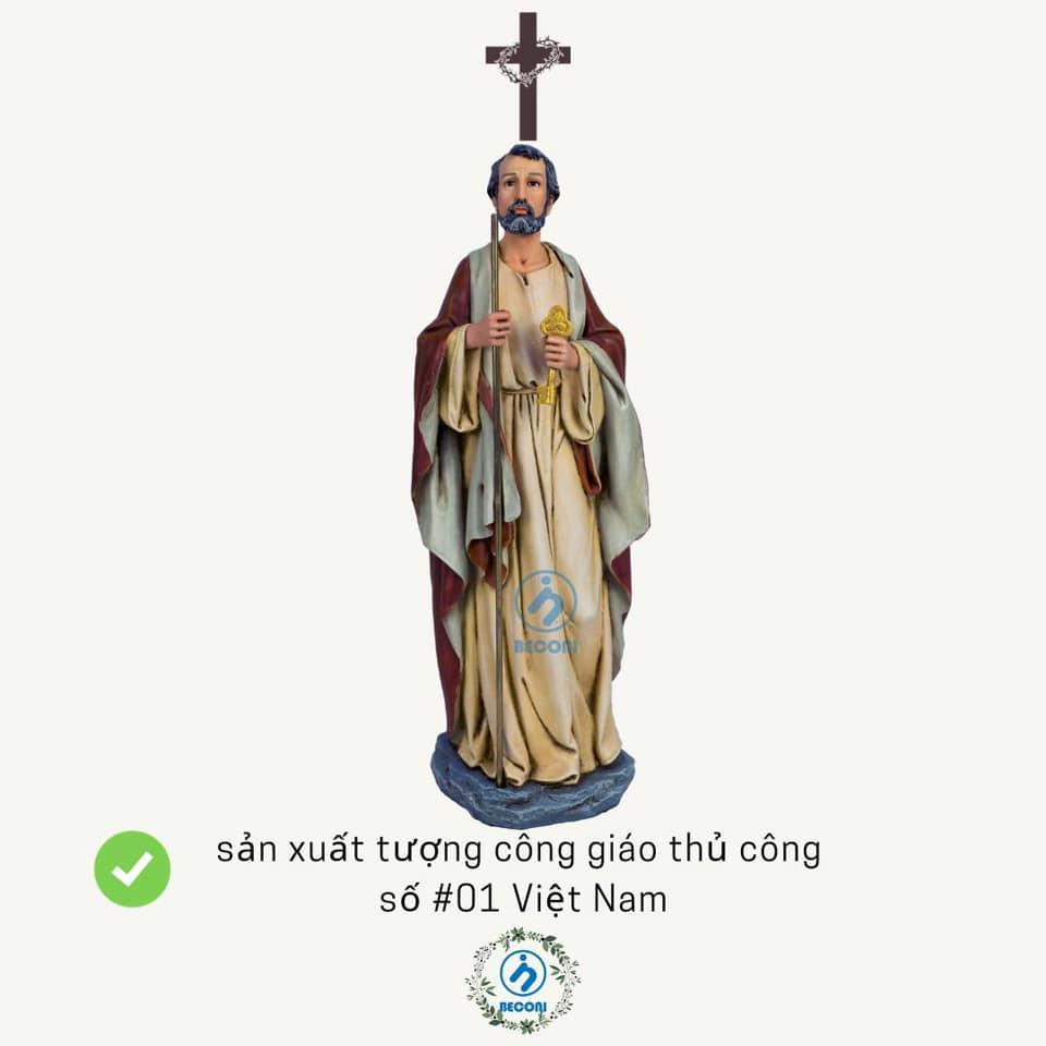 Tượng Công Giáo Italia sản xuất tại Việt Nam.