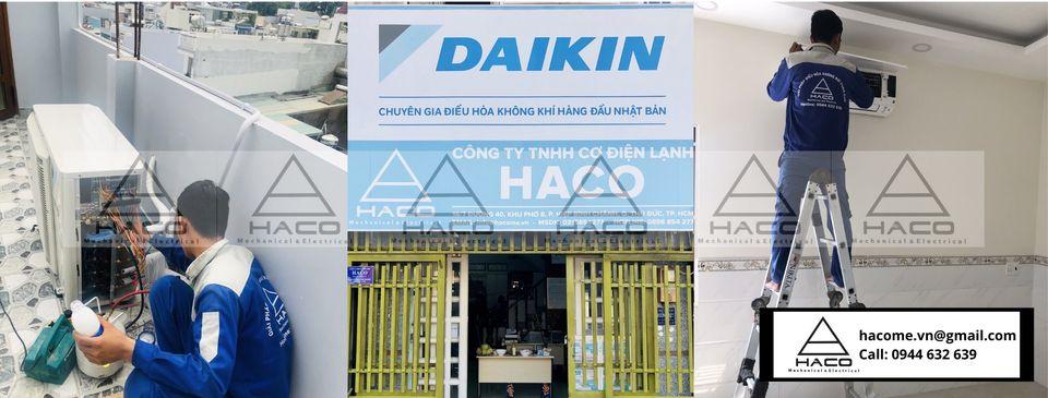 Công ty HACO Vệ sinh máy lạnh/ lắp đặt máy lạnh uy tín/ trách nhiệm tại Thủ Đức, Quận 9, Quận 2.... thành phố Hồ Chí Minh. Công ty vệ sinh máy lạnh uy tín tại TPHCM...