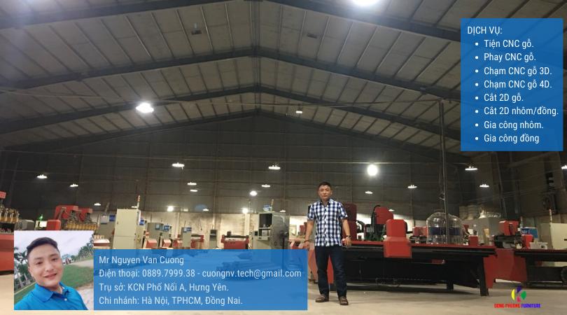 Xưởng gia công gỗ theo yêu cầu TPHCM - HN - Đồng Nai - Bình Dương | CNC - Chạm - Tiện - Gỗ Công nghiệp - Gỗ tự nhiên | Giá rẻ | Quy mô lớn.