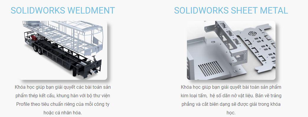 Học SolidWorks tổng thể: Doanh nghiệp, Người đi làm, Sinh Viên … | Tại Thành phố Hồ Chí Minh | TT Đào tạo SSPACE