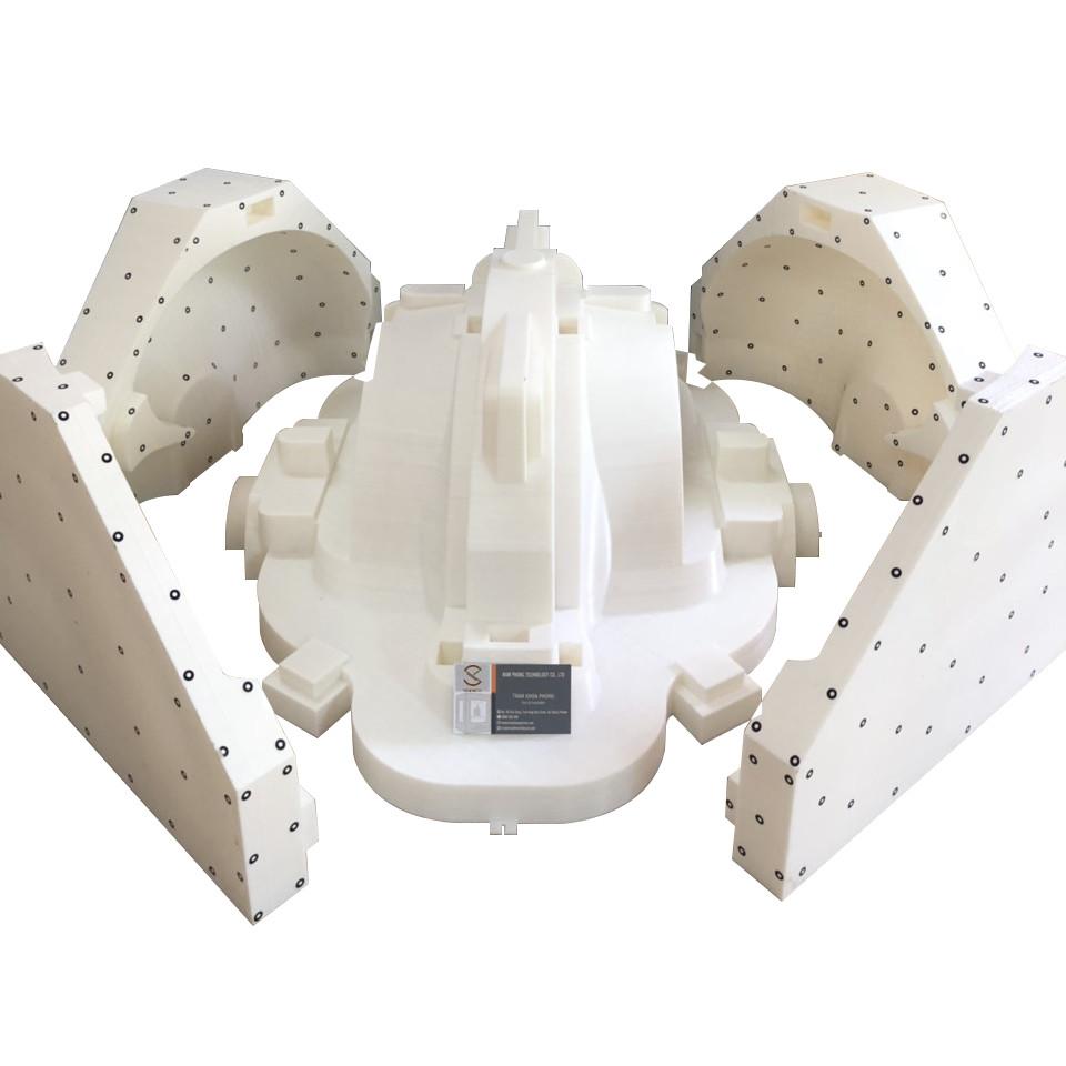 SSPACE có Dịch vụ in 3D khổ lớn và Máy in 3D kích thước lớn TPHCM. Sử dụng máy in 3d kích thước lớn để hỗ trợ việc tạo mẫu cho các doanh nghiệp trên địa bàn Thành phố Hồ Chí Minh và Lân cận.
