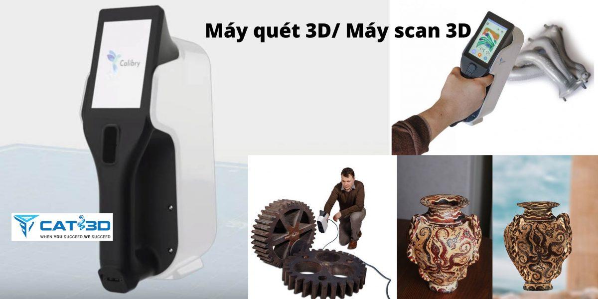 Máy quét 3D Nam Định – 06 máy scan 3D giá rẻ – phù hợp đầu tư