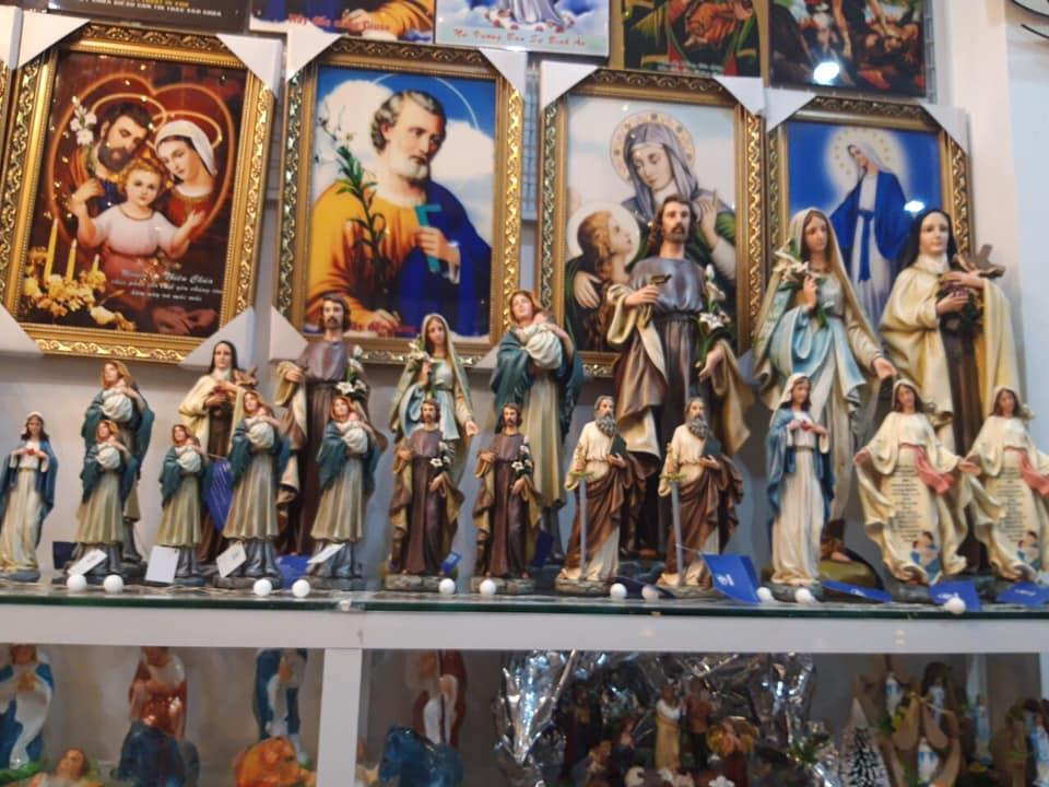 Tượng Thánh Phaolo – Phero xuất khẩu Italia đẹp