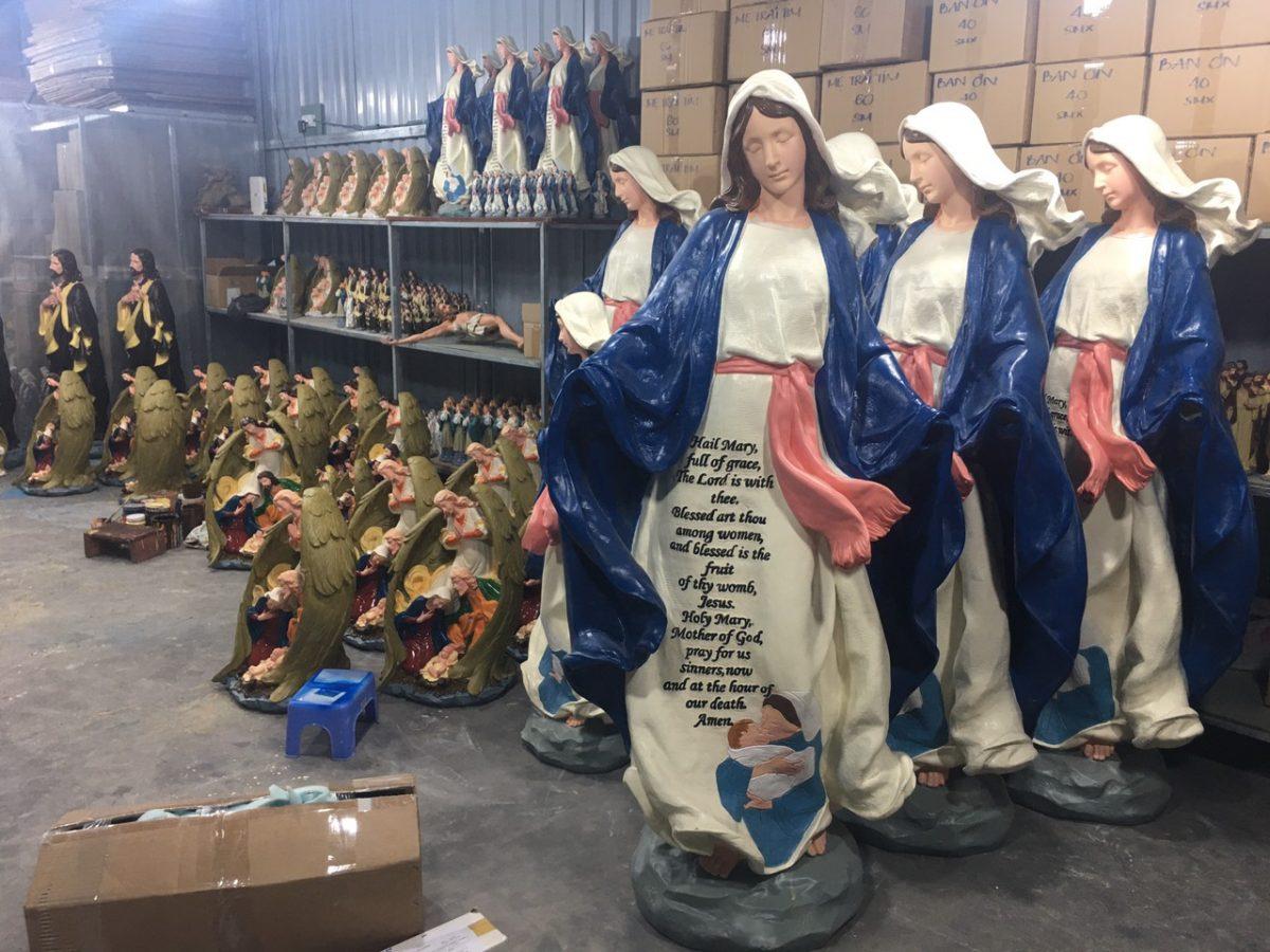 Điêu khắc Tượng Công Giáo – Đúc Tượng Công Giáo