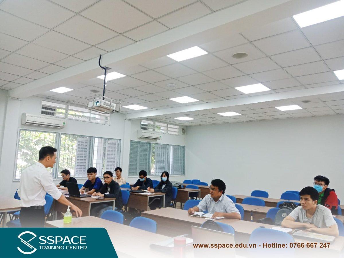 Học SolidWorks HCM – SSPACE đào tạo SolidWorks TPHCM uy tín.