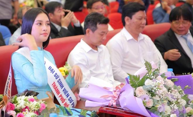 Hoa hậu Việt Nam 2018 - SV Trần Tiểu Vy HCMUTE
