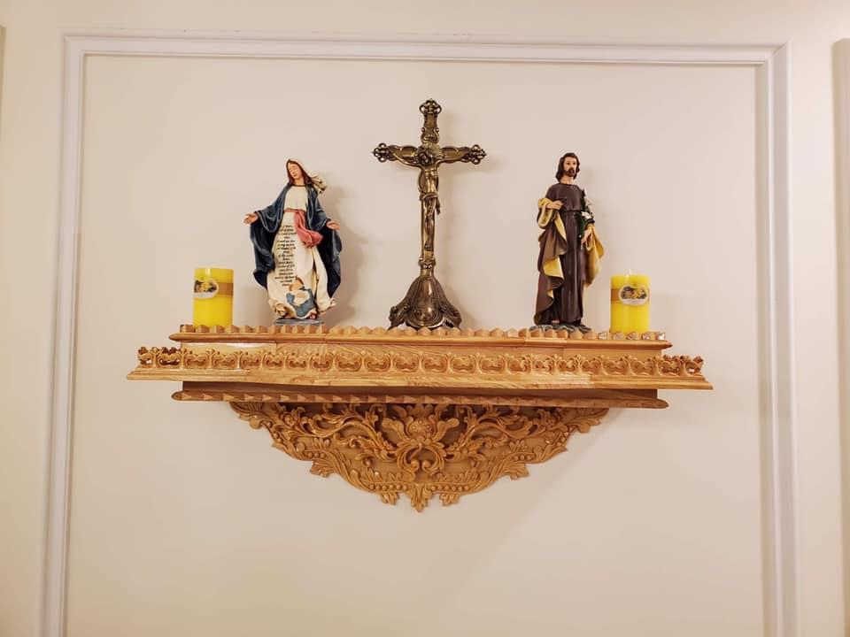 Địa điểm bán bàn thờ Chúa Bàn thờ to tiên đạo Công giáo Mẫu bàn thờ Công giáo đơn giản Giá bàn thờ Chúa bằng gỗ Bàn thờ Công Giáo mini Bàn thờ Công Giáo TPHCM Bàn thờ Chúa phòng khách Cách đặt bàn thờ công giáo
