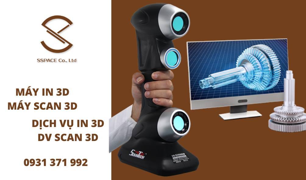 Dịch vụ scan 3d giá rẻ tphcm – thuê quét 3d mẫu & in 3d