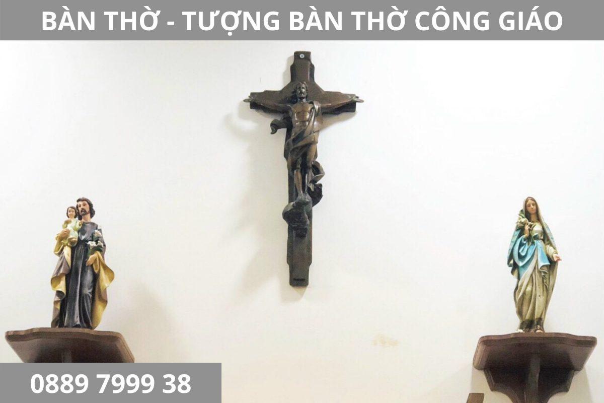 Bàn Thờ Công Giáo tại HN và TPHCM – mẫu đẹp nhất