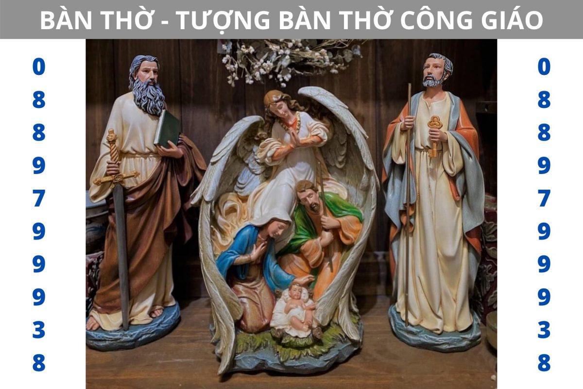 Bàn Thờ Công Giáo Hiện Đại