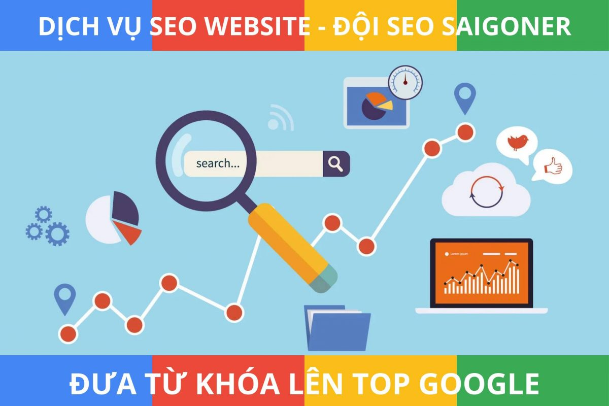 Dịch vụ SEO tại phường Tam Phú, TP Thủ Đức – Đưa từ khoá lên Top tìm kiếm Google
