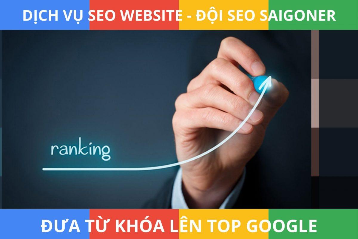Dịch vụ SEO tại phường Hiệp Bình Phước, TP Thủ Đức – Đưa từ khoá lên Top tìm kiếm Google